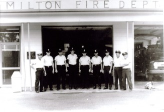 Milton Fire Department - Glenn/Johnson Web Site