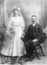 Arthur James & Gertrude Davy (Danes) - Winter - Davy Web Site