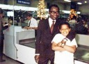 225px-Barack Obama Sr Jr - Barack Hussein Obama - MyHeritage Celebrities - Barack Obama
