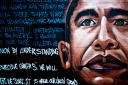 Obama Graffiti - MyHeritage Celebrities - Barack Obama