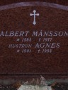 Albert Månsson - Historical records and family trees