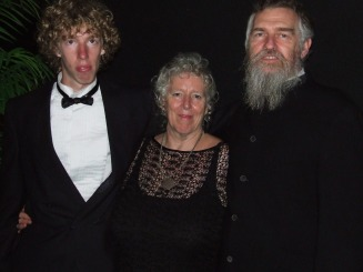 Francis Schuf, Helen Badger, Tom Schuf - Smith Web Site