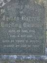 James Hartley Barrett Cawood