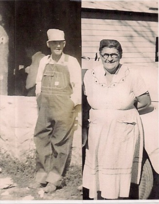 gramma and grampa brown - Imhoff Web Site