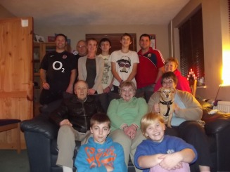 1 - tracey's family Web Site